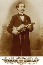 Violinist - Art Print - $19.99+