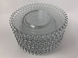 """14 Candlewick by Imperial 400/5D - 8"""" Beaded Edge Luncheon Salad Plates ... - $109.25"""