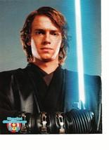Hayden Christensen Drake Bell teen magazine pinup swords up let's fight Bop