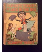 Favorite Children's Stories By Jack In The Box (Mammoth Series)  Gift fr... - $98.01