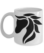 Horse Equestrian Coffee Mug - $15.99