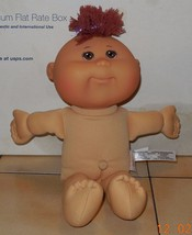 2005 Play Along Cabbage Patch Kids Plush Toy Doll CPK Xavier Roberts OAA - $14.03