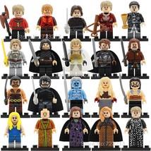 20pcs/set Game of Thrones Jon Snow Tyrion Cersei Jaime Sansa Minifigures Lego - $29.99