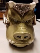 Star Wars Gamorrean Guard Figural Mug Cup 1996 Applause No Box - $28.98