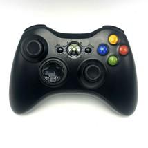 Official Genuine Microsoft Xbox 360 Wireless Controller Matte Black EUC - $30.84