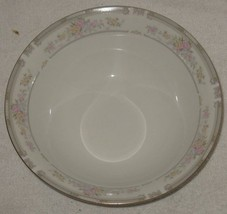 Farberware Southampton 223A Round Vegetable Side Serving Bowl Pink/Yello... - $18.81