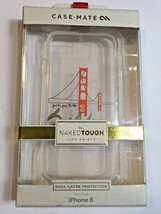 Case-Mate City Prints Case San Francisco Golden Gate For iPhone 6 6S - $8.90
