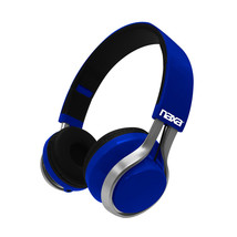 Naxa  METRO GO Bluetooth® Wireless Headphones - Blue - $50.34