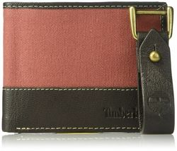 Timberland Men's Leather Credit Card ID Bifold Wallet With Key Fob Gift Box Set image 6