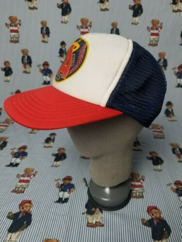 MLB California Angels Mesh Trucker Hat 1985 Coca Cola Promotion 25th Anniversary