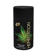 Wet Hemptation Natural Hemp Formula Lubricant 5oz - $11.72