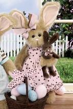 "Bearington Bear ""Cleo & Cocoa"" 14"" Collector Rabbit - #420145- 2009- New - $39.99"