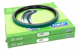 "LOT OF 2 NIB SKF 57505 OIL SEALS 5.7500"" X 6.6250"" X 0.5000"""