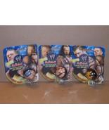 "Set of 3 - 2006 WWE Rip Rollerz Toys ""BATISTA""  ""CENA"" - ""TRIPLE H"" WWF ... - $9.69"