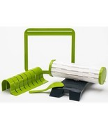 Sushi Making Kit DIY Easy Sushi Maker Machine Set Rice Roller Mold Cutter - €31,30 EUR