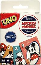UNO Disney Mickey Mouse and Friends Card Game - $9.85
