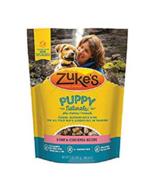 Zuke's Natural Puppy Pork & Chickpea Recipe Treats - 5 oz. Pouch - $5.99