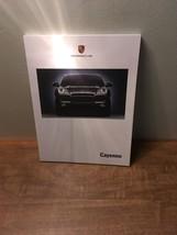 2002 / 2003 Porsche Cayenne Advertising Sales Brochure Literature - $14.84
