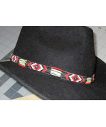 "American Made! Southwestern Style! ""One Eye Red""  Porcupine Quills & Gla... - $84.00"