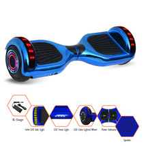 "Blue Self balancing Electric scooterHoverboard Bluetooth 6.5"" UL2272 FRE... - $149.99"
