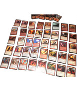 Magic the Gathering MTG Red Direct Damage / Red Burn Aggro (60) Card Dec... - $24.88
