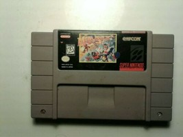 Mega Man X3 (Super Nintendo Entertainment System, 1997) Authentic Origin... - $233.75
