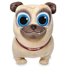Disney Rolly Plush - Puppy Dog Pals - Small - 12 inch - $19.24