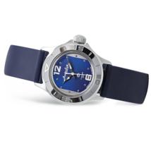 Vostok Amphibian Russian Automatic Women's Watch (051226) Blue - $67.30