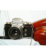 Exakta Varex IIa Classic Vintage 35mm SLR Camera c/w Zeiss Tessar Lens -... - $100.00
