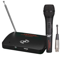 Pyle Dual Function Wireless/Wired Microphone System - $41.66