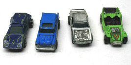 "4pc 1969 Mattel Hot Wheels Redline Lot Heavy Chevy+Alive ""55+Ice ""T""+Buz... - $42.06"