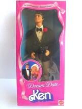 1982 Mattel Barbie Dream date Ken Doll - $48.51