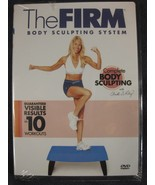 The Firm Complete Body Sculpting System Christa Riley DVD NEW Sealed - $7.95