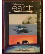 Disney Nature: Earth (DVD, 2009 BBC, Discovery) James Earl Jones - $9.85
