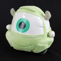 Disney Store Cars Mike Wazowski Monsters Inc Green Plush Stuffed Animal ... - $12.99