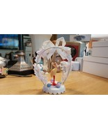 Vintage Cake Topper with very nice - Stork Baby Announcement - $24.74