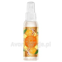Avon Naturals Sweet Citrus - Orange & Ginger Body Mist Body Spray 100 ml New - $16.61