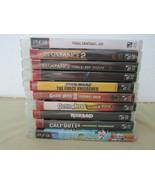 Lot of 10 Sony Playstation 3 PS3 Games CoD 4 DMC 4 Final Fantasy XIII CO... - $25.60