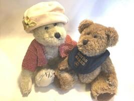 "Boyd's Collection Jointed Stuffed Bear Plush Animal 8""-10"" Bearwear - $21.33"