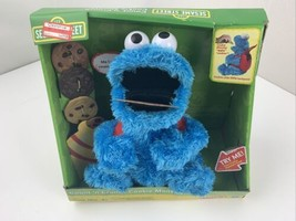 Sesame Street Count n Crunch Cookie Monster New - $128.69