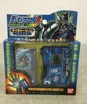 Bandai Digital Monster Digimon Accelerator Digivice Nature Genome Grand Blue - $218.79