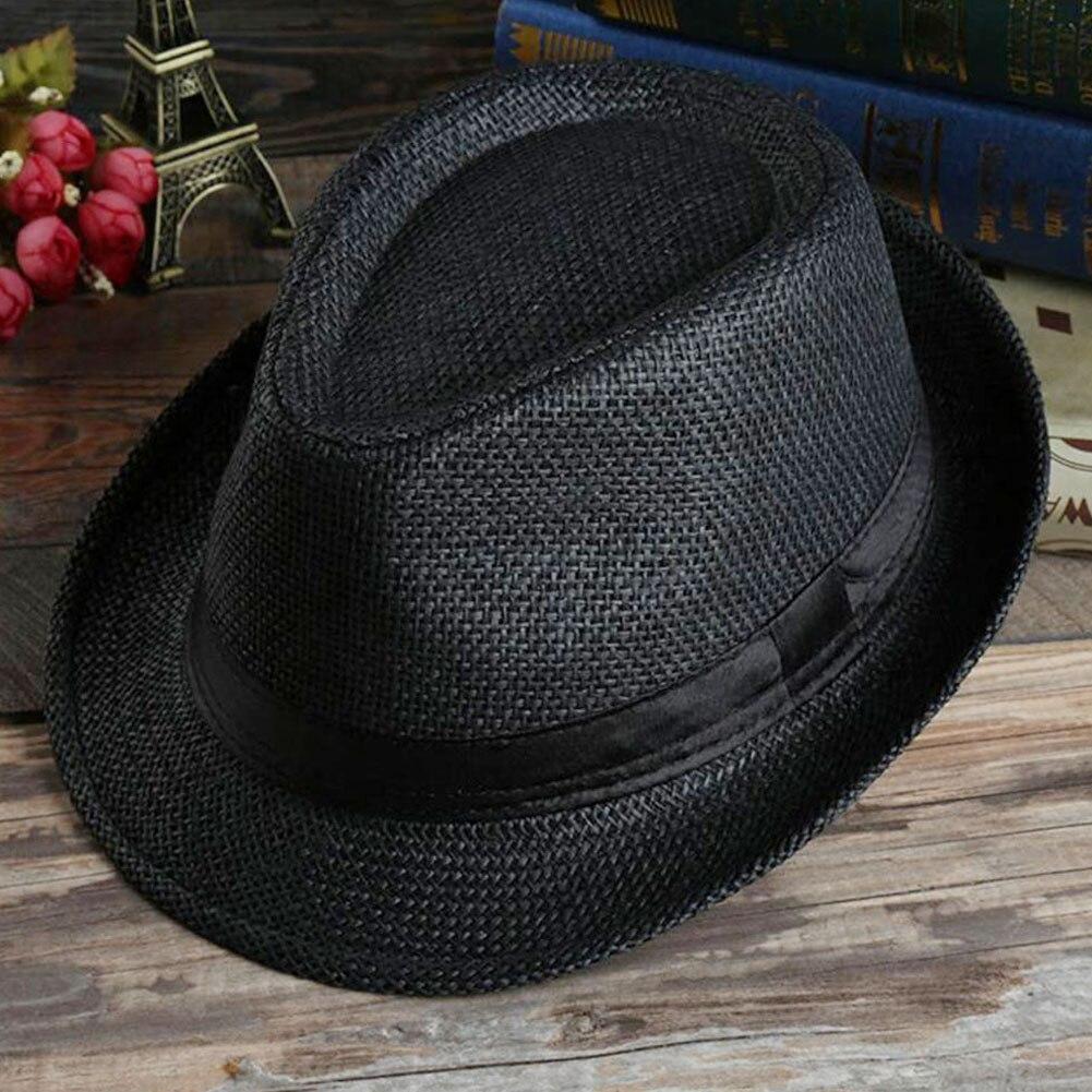 grass Fashion sun hats Foldable womens sunhats women's hat Summer Beach Floppy C