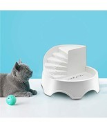 Lulu Home Cat and Dog Water Fountain, 1.5L Pet Health Caring Fountain, F... - £22.28 GBP