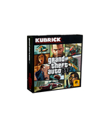 Grand Theft Auto IV Kubrick Box Set - Rockstar Games - RARE Brand New - $129.99