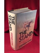THE STAND by Stephen King -Fine/Fine - $137.20