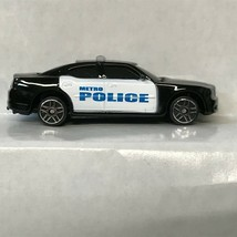 Black Police 2006 Dodge Charger Maisto Loose Diecast Car KJ - $5.45