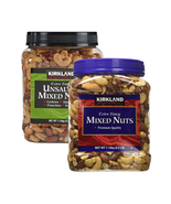 Mixed Roasted Nuts Extra Fancy KIRKLAND Signature Salted / Unsalted 1.13... - $53.72+