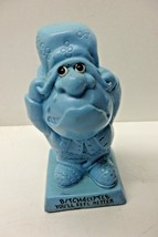 """R&W Berries Co. Blue Resin Figurine """"Bitch a Little You'll Feel Better"""" A8 - $17.99"""