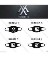 Kpop MONSTA X Mask Cotton Mouth HYUNGWO Face Muffle I.M SHOWNU  WONHO MI... - $0.99