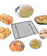 Nonstick Cake Cooling Rack Bakery Tools Drying Stand Carbon Steel Materi... - $13.85